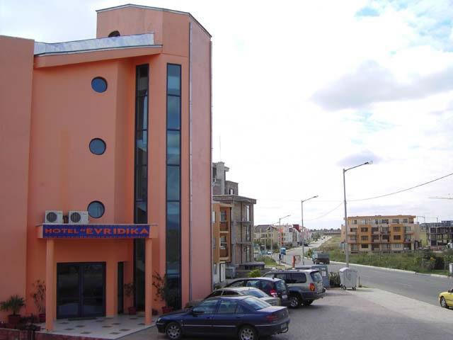 Хотел Евридика, Несебър