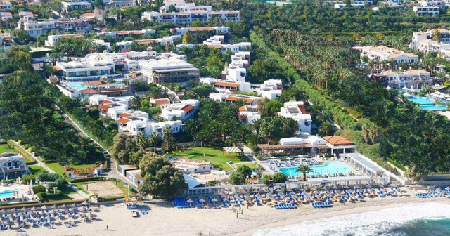 Annabelle Beach Resort 5* хотел 5•