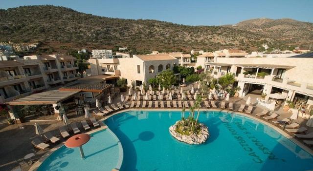 Cactus Royal Spa & Resort 5 * хотел 5•