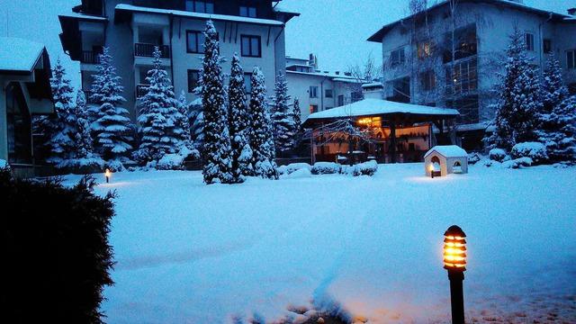 Хотелски комплекс Евелина Палас, Банско