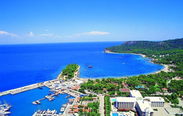Ozkaymak Marina Hotel 5 * хотел 5•