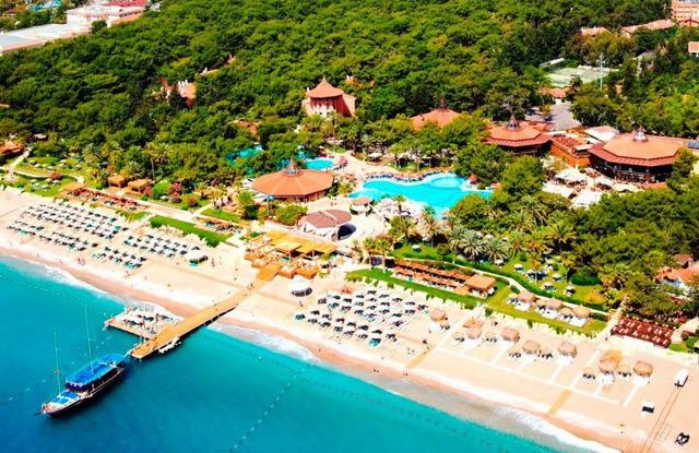 Marti Myra Hotel 5 * хотел 5•