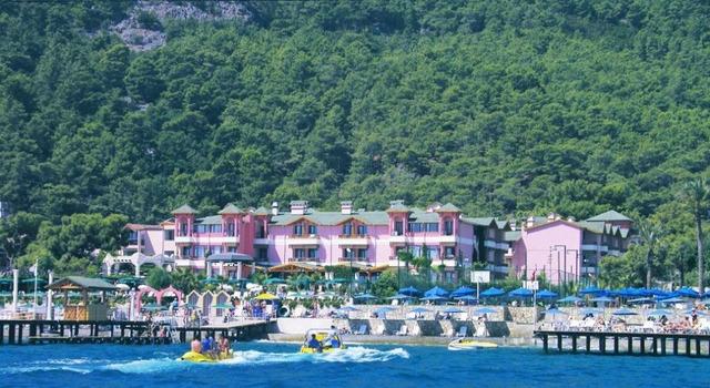 Sea Gull Hotel 4 * хотел 4•