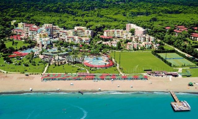 Limak Arcadia Hotel & Resort 5 * хотел 5•