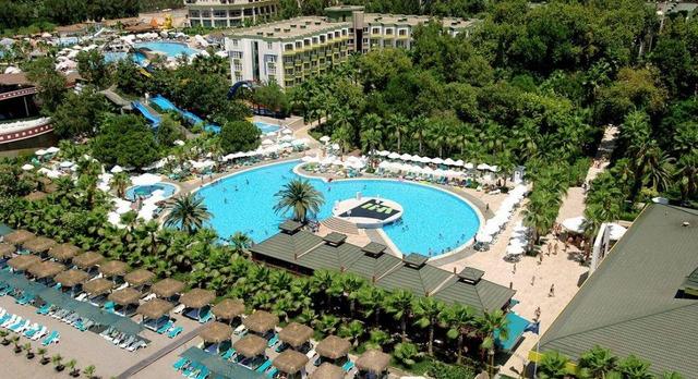 Botanik Hotel&resort 5 * хотел 5•