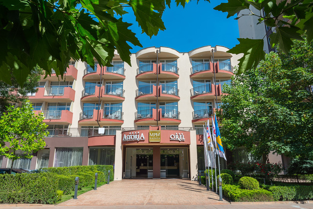 Хотел Астория, Слънчев Бряг