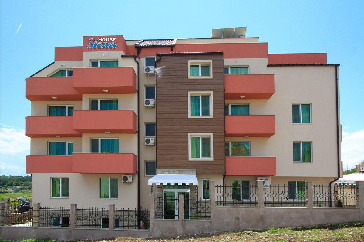 Сиена Хаус Хотел, Созопол