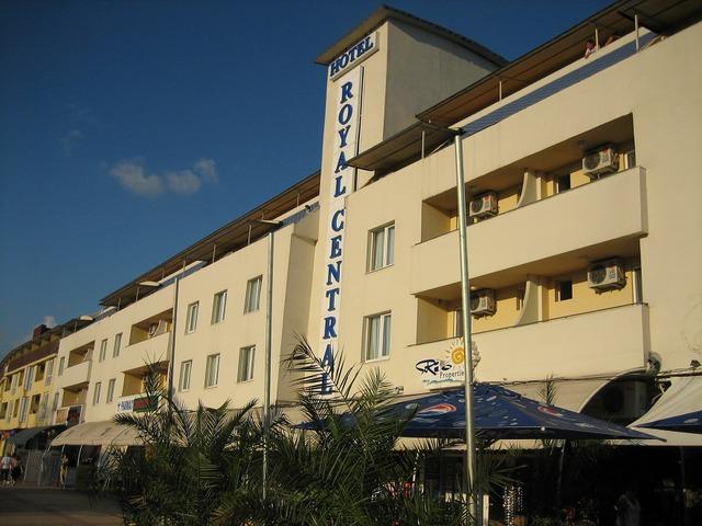 MPM Роял Централ Хотел, Слънчев Бряг