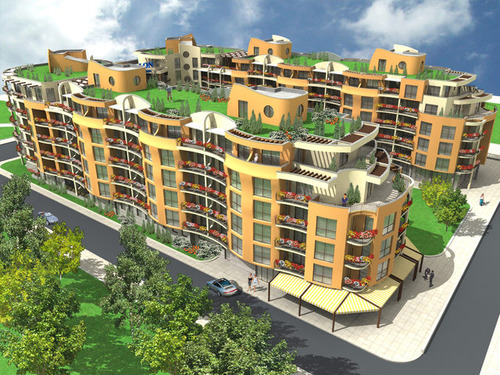 Почивка в Слънчев Бряг, България - хотел Хотел Авалон 3•