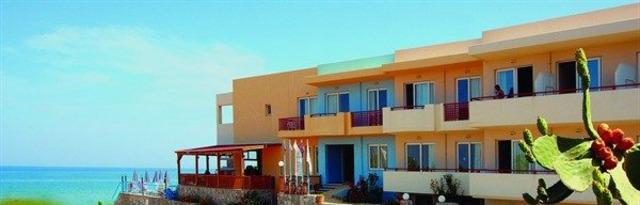 Danaos Beach Apartments 2+* хотел 1•