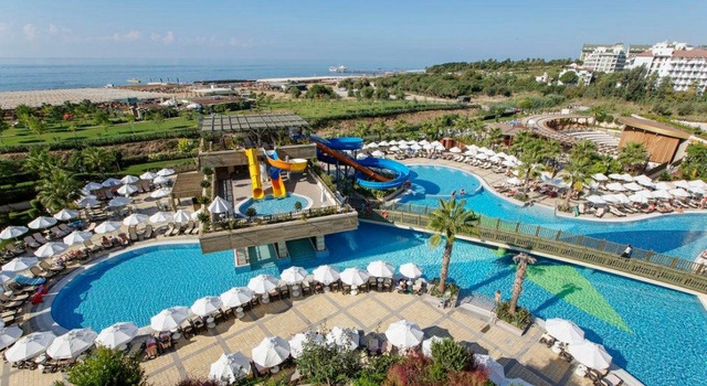 Crystal Palace Luxury Resort & Spa 5 * хотел 5•