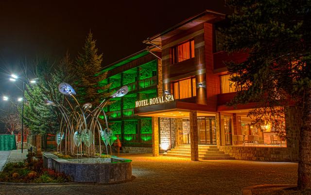 Хотел Роял Спа, Велинград
