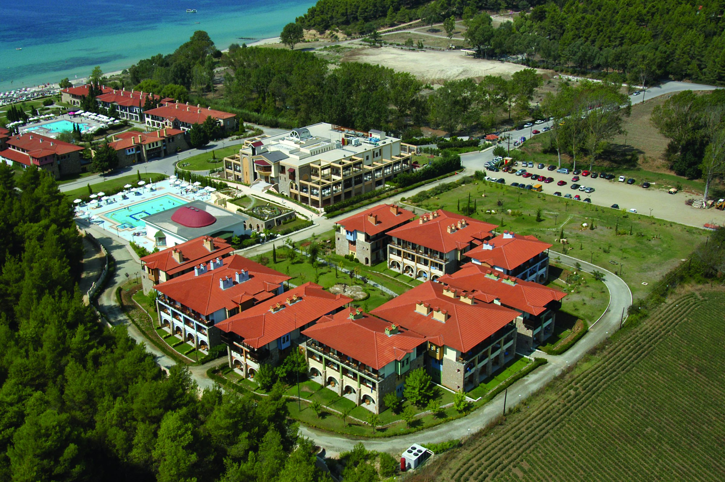Simantro Beach Hotel, Халкидики - Касандра