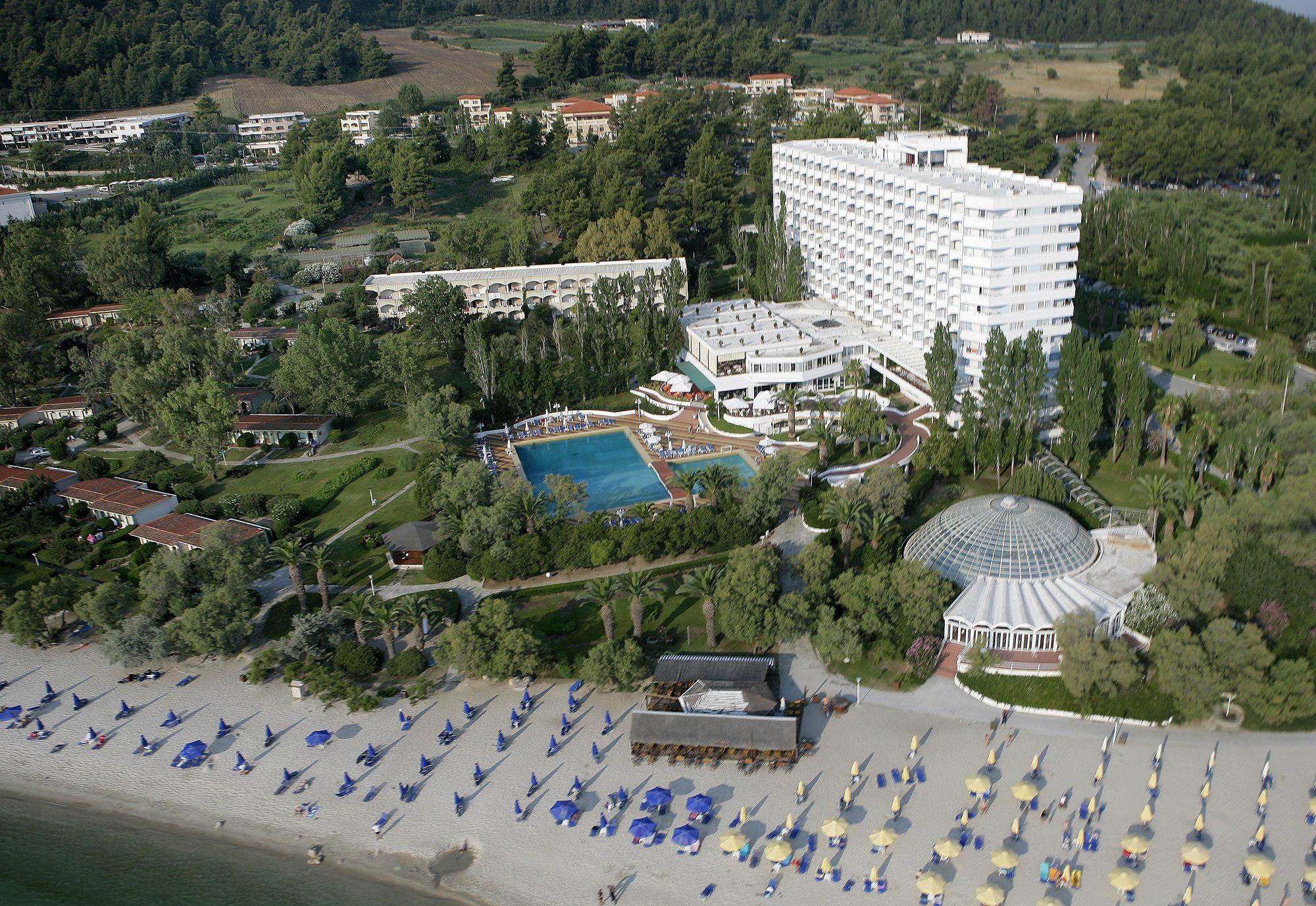 Pallini Beach Hotel, Халкидики - Касандра