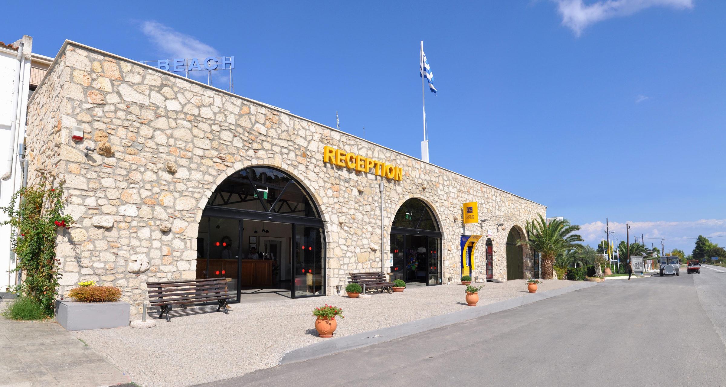 Kriopigi Beach Hotel, Халкидики - Касандра