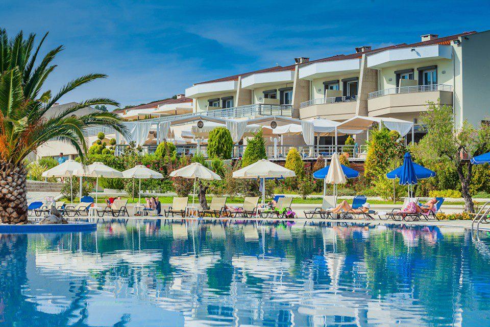 Anastasia Resort & Spa, Халкидики - Касандра