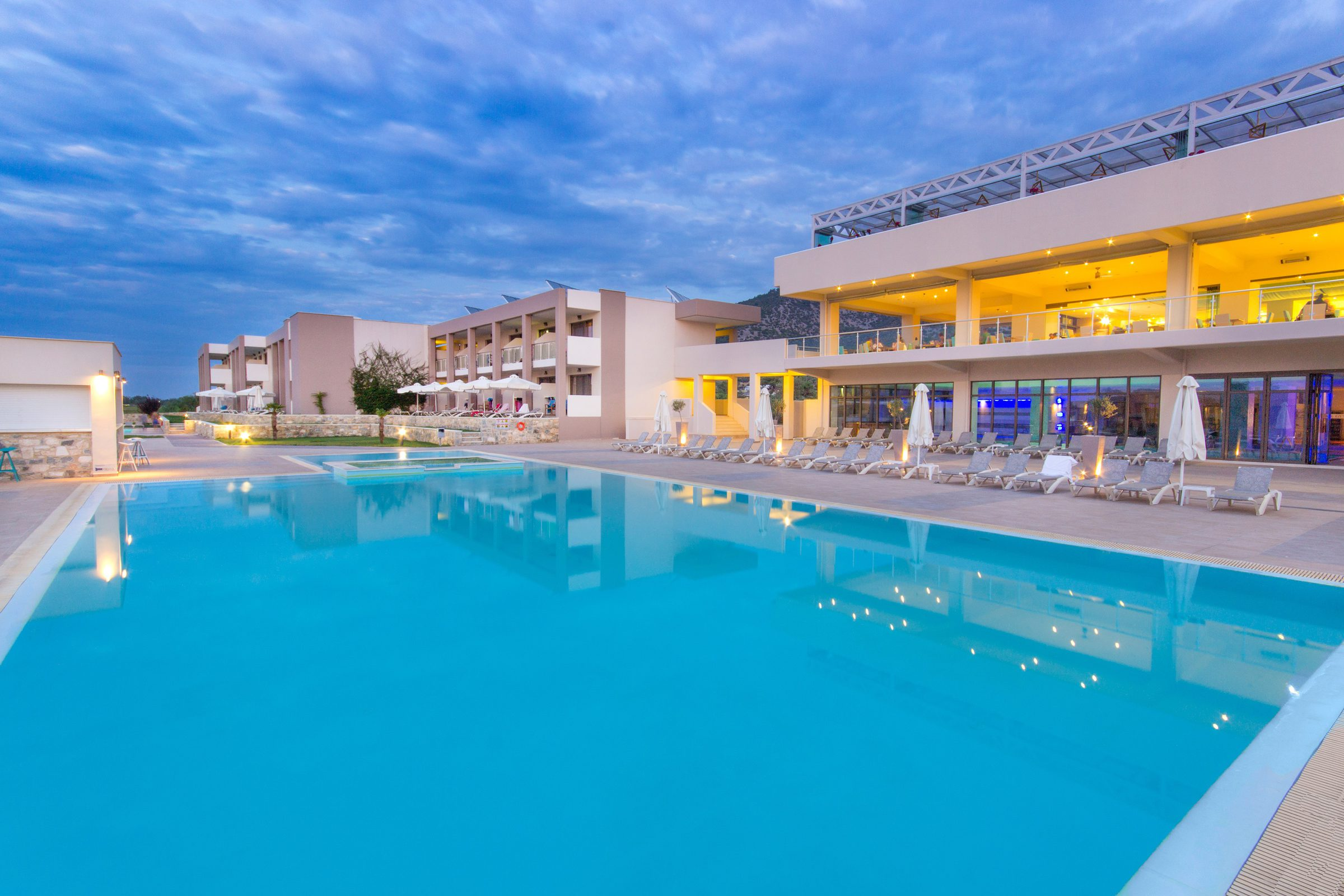 Alea Hotel & Suites, остров Тасос