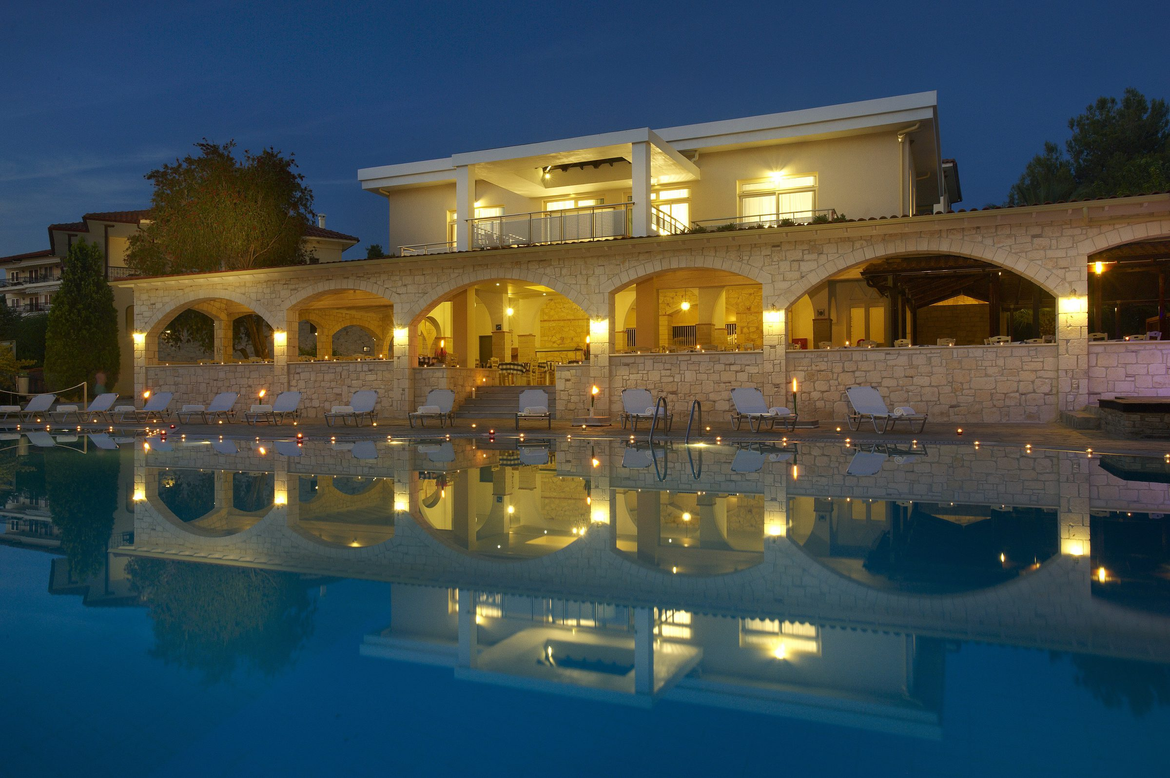 Portes Beach Hotel, Халкидики - Касандра