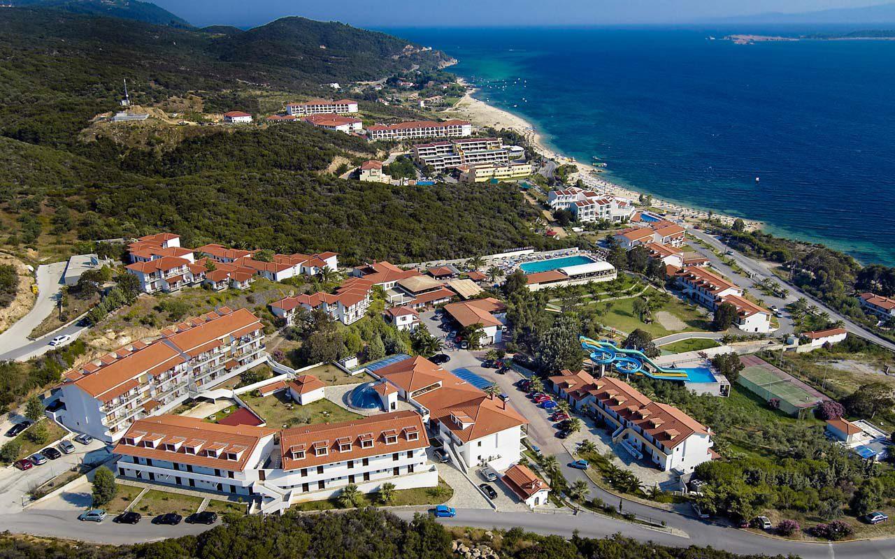 Aristoteles Holiday Resort & SPA, Халкидики - Атон