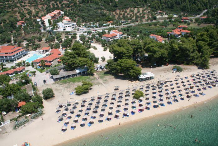 Lagomandra Beach hotel, Халкидики - Ситония