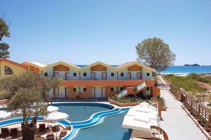 Alexandra Golden Boutique hotel, остров Тасос