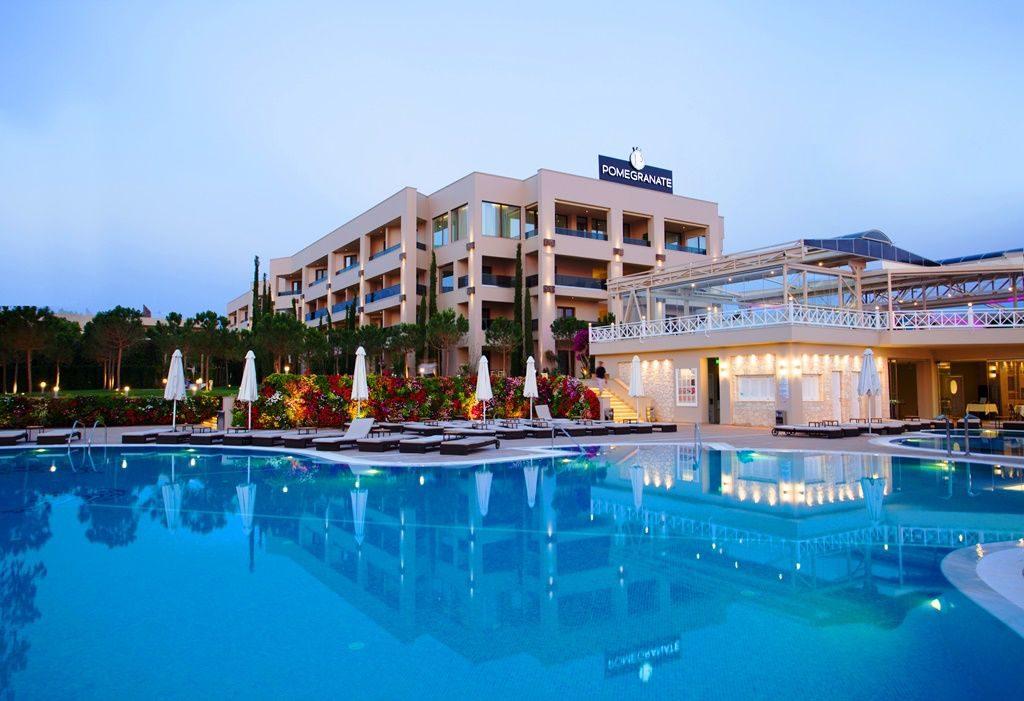 Pomegranate Wellness Spa Hotel, Халкидики - Касандра