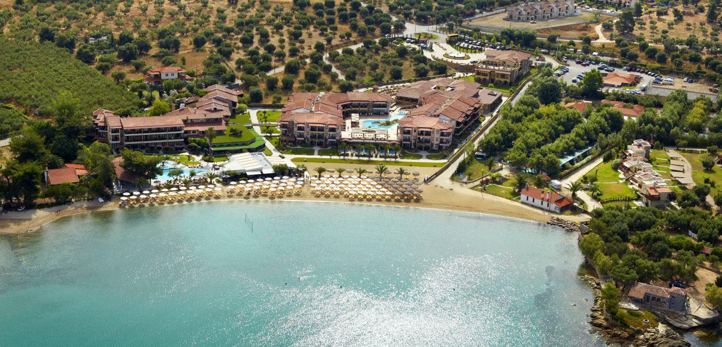 Anthemus Sea Beach Hotel & Spa, Халкидики - Ситония
