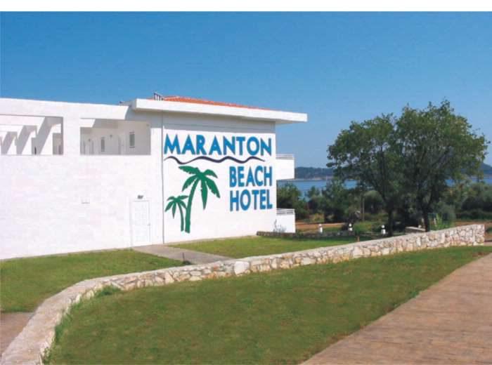 Maranton Beach Hotel, остров Тасос