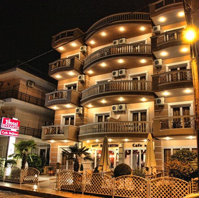 Bizantio Hotel, Паралия Катерини