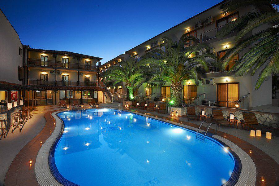 Simeon Hotel, Халкидики - Ситония