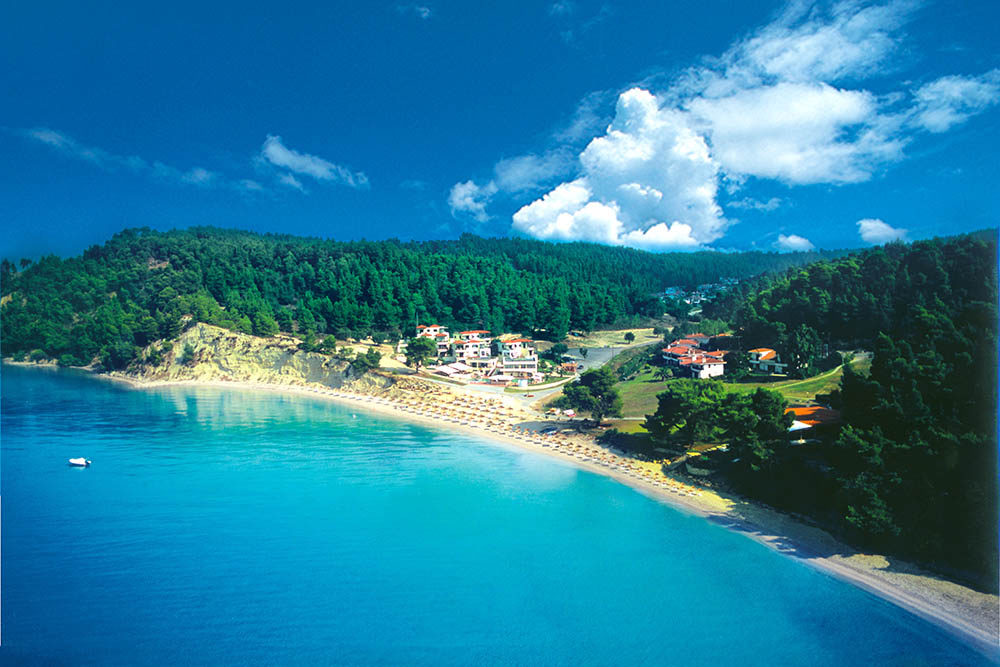 Elani Bay Resort, Халкидики - Касандра