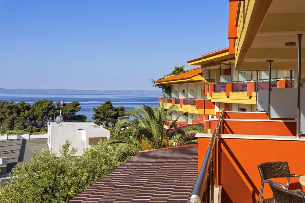 Lagomandra Hotel & Spa, Халкидики - Ситония