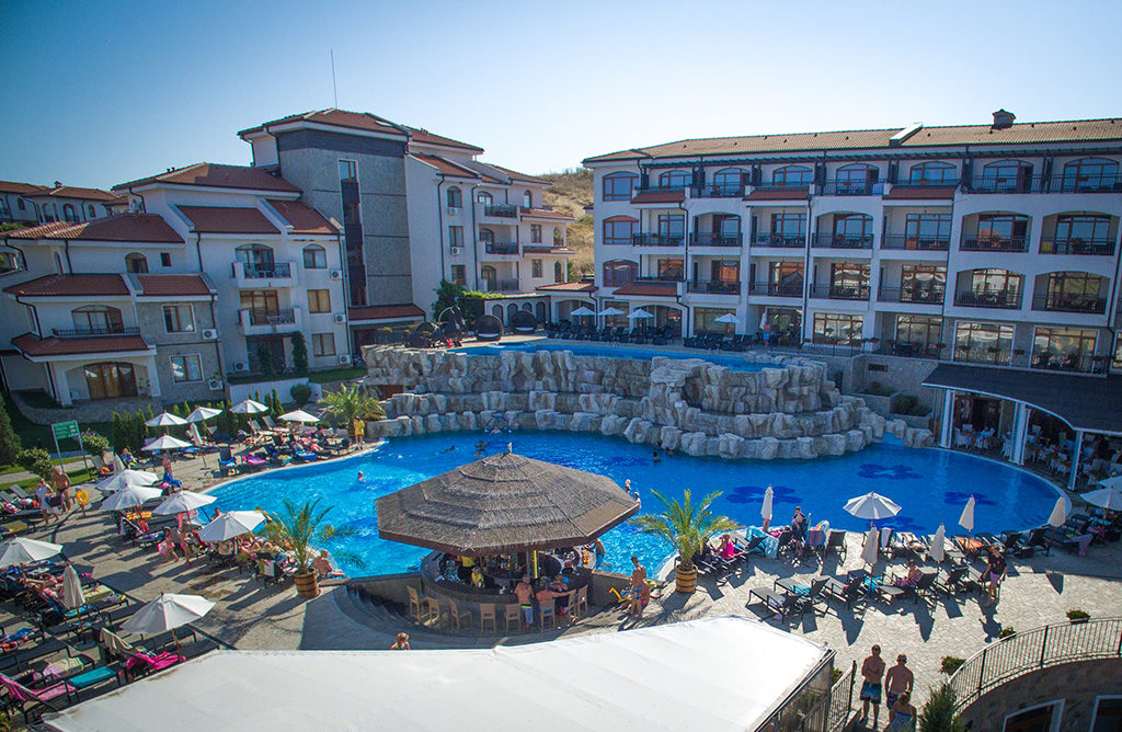The Vineyards SPA Hotel, Ахелой
