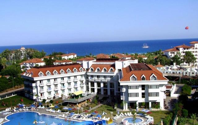 Grand Mir`amor Hotel 4 * хотел 4•