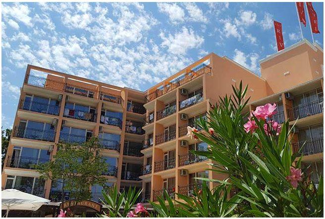 Riva Park Hotel, Слънчев Бряг