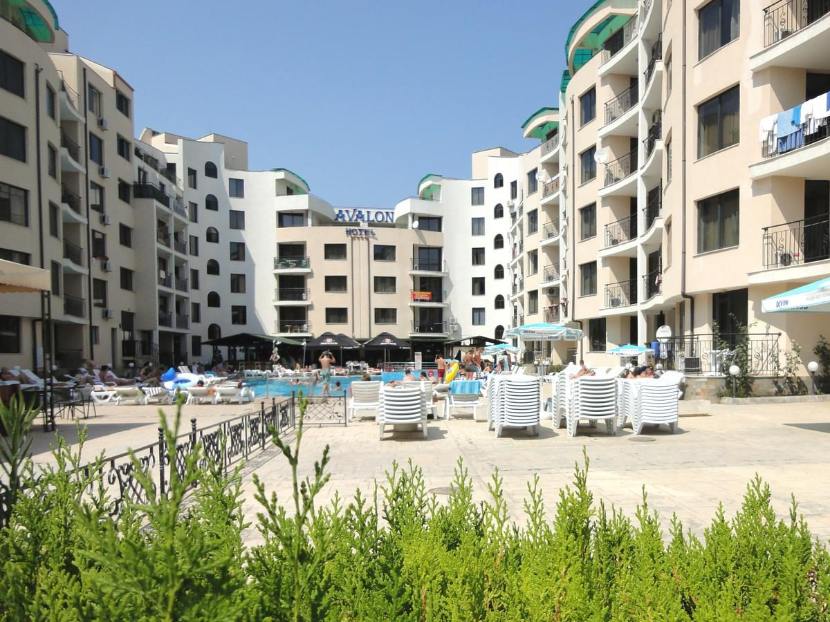 Avalon Apartments, Слънчев Бряг