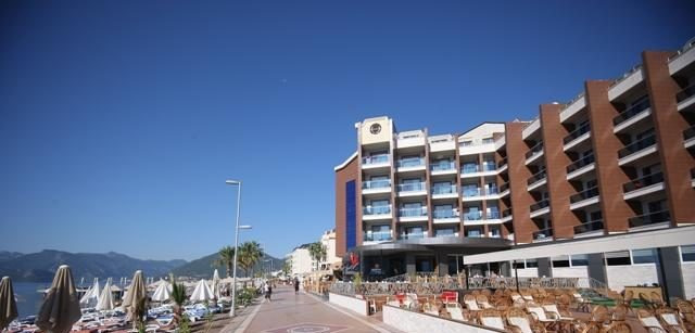 Mehtap Beach Hotel 3+ * хотел 1•