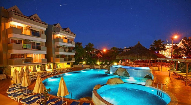 Begonville Hotel 3+ * хотел 1•