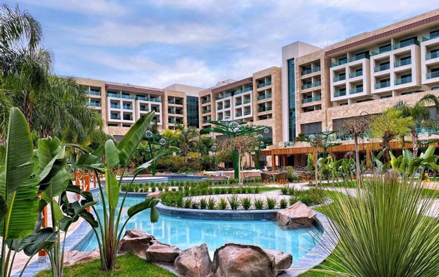 Regnum Carya Golf & Spa Resort 5 * хотел 5•