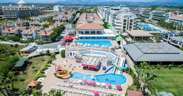 Vera Seagate Resort 5 * хотел 5•