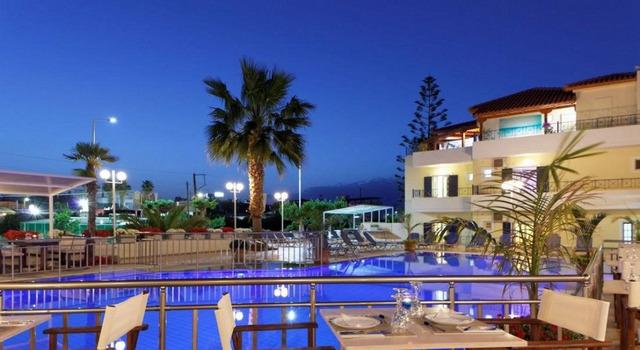 Philoxenia Hotel 3* хотел 3•