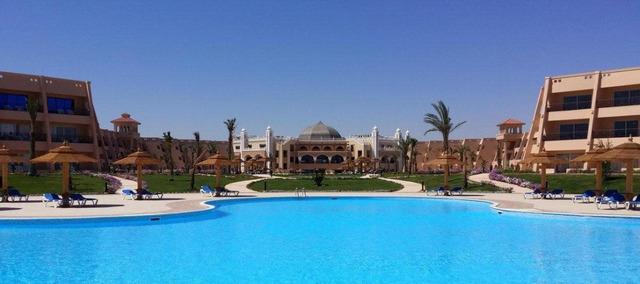 Jasmine Palace Hurghada 5* хотел 5•