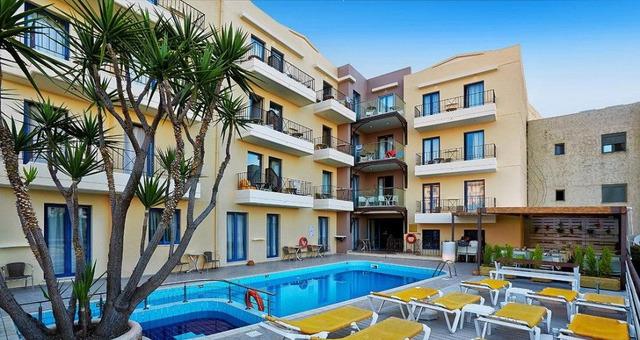 Manos Maria Hotel & Apartments 4 * хотел 4•