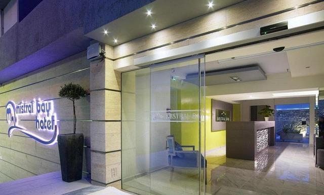 Mistral Bay Hotel 4* хотел 4•