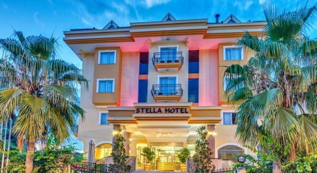 Stella Hotel 4 * хотел 4•