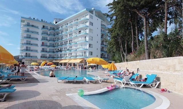 Arora Hotel 4* хотел 4•