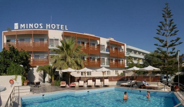 Minos Hotel 4* хотел 4•