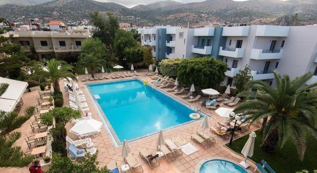 Solimar Ruby Hotel 4* хотел 4•