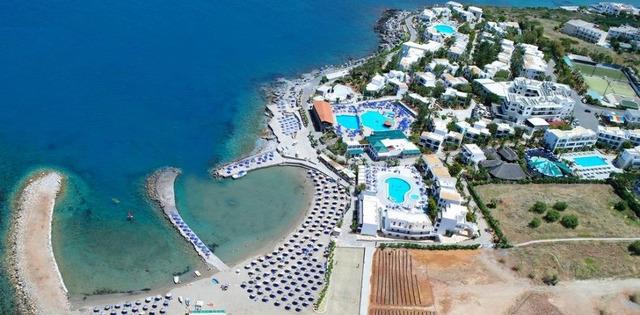 Nana Beach Resort Hotel 5* хотел 5•