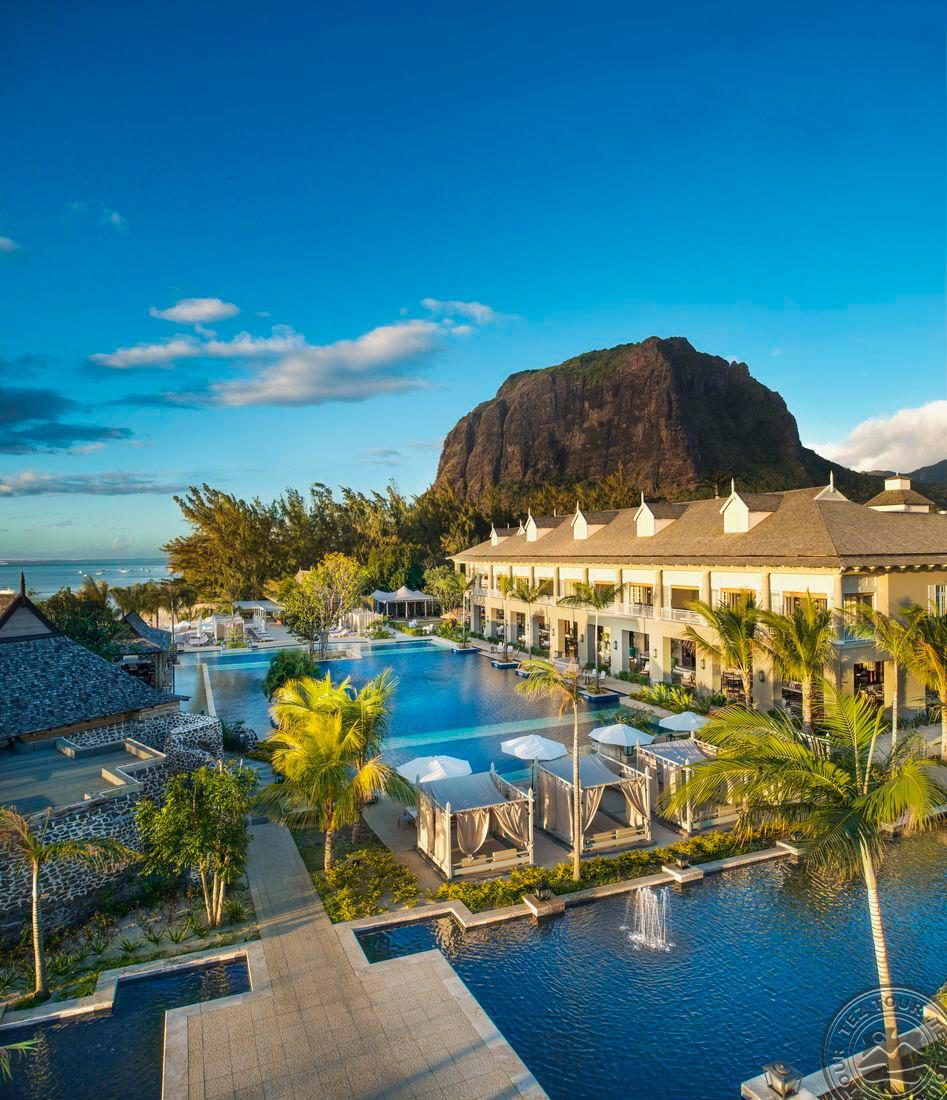 The St. Regis Mauritius Resort 5* хотел, Мавриций
